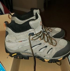 durable in use fresh styles size 7 Morrell boots vibram